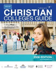 Christian - CollegeView