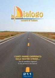 InDialogo 211.pdf - parrocchiaditagliuno.it