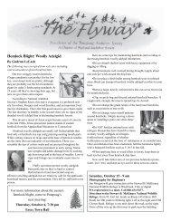 Hemlock Blight: Woolly Adelgid - National Audubon Society