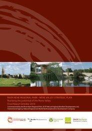 Nene Valley Strategic Plan - River Nene Regional Park