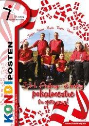 Kondiposten - maj 2013 - Idrætsforeningen for handicappede i ...