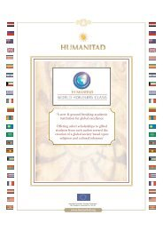 LETTER TEMPLATE (Page 1) - Humanitad Foundation