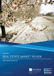 estonia real estate market review - Sorainen
