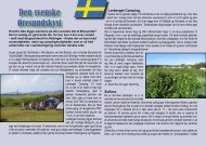 Kullen og Kullaberg - Campisternes Rejseportal