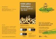 Frühjahrskonzert 2008 - Musikverein Freiburg-Zähringen
