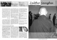 Zaltho Sangha