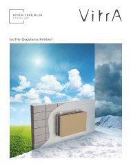 Isotile Teknik Katalog 2013 - VitrA IsoTile