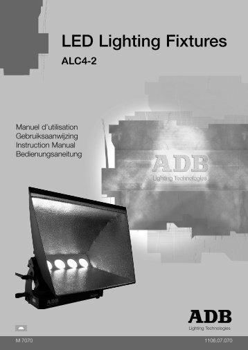 ALC4-2 - ADB Lighting Technologies