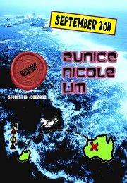 AD391 Career Passport Eunice - Strongerhead