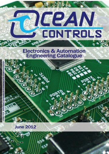 Download June 2012 Full Catalogue - Ocean Controls
