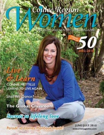 June/July 2010 - Coulee Region Women's Magazine