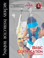 Level 1 Basic Cert 4th Ed_5_11-2.pdf - Texas State Archery ...