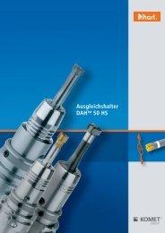 Ausgleichshalter DAH 50 HS - Power-Tools