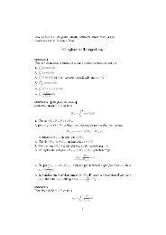 Chapitre 5 : Intégration. - Lsta - Université Pierre et Marie CURIE