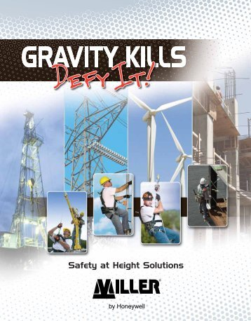 Safety at Height Solutions - Miller Fall Protection