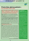 Protection phytosanitaire - Cerafel - Page 2
