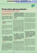 Protection phytosanitaire - Cerafel - Page 3