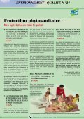 Protection phytosanitaire - Cerafel - Page 4