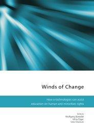 Winds of Change - Centar za ljudska prava Univerziteta u Sarajevu ...