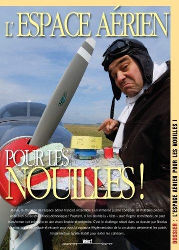l'espace aérien pour les nouilles - Fred Petit Air Passion