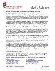 U21C Feb7 MR - Wolf Creek Public Schools