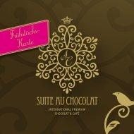 Frühstücks- Karte - Suite au Chocolat
