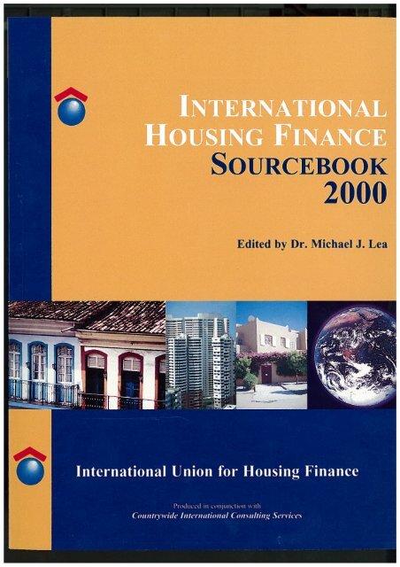 Unbundled Mortgage Market - International Union for Housing