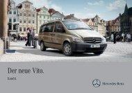 Der neue Vito. - Mercedes-Benz Deutschland