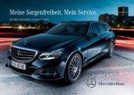 Sorglos-Pakete - Mercedes Benz