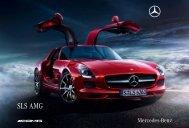 SLS AMG Coupé Broschüre zum Download
