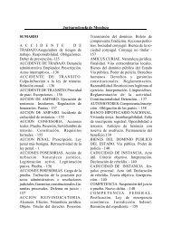 N° 70 - Poder Judicial de Mendoza