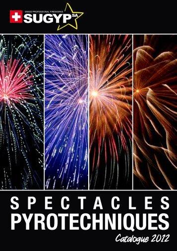 Catalogue 2012 - Sugyp SA