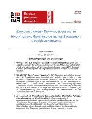 managing change – den wandel gestalten innovation und ... - Europe