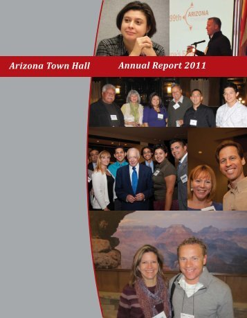 2011 Annual Report.indd - Arizona Town Hall
