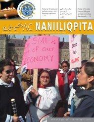Naniiliqpita Magazine – Spring 2005 - Nunavut Tunngavik Inc.