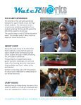 Summer Camp Registration Packet - Toho Water Authority - Page 2