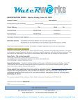 Summer Camp Registration Packet - Toho Water Authority - Page 3