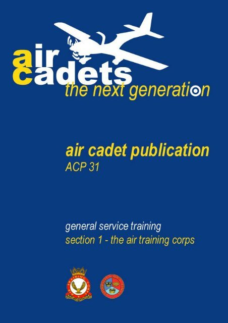 ACP 31 Section 1 967 Air Cadets