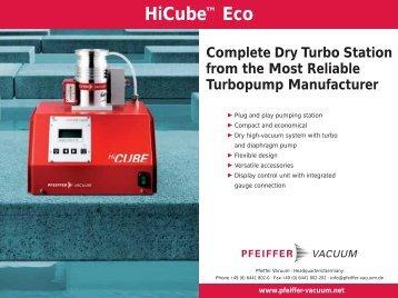 HiCube™ Eco