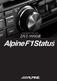 DVI-9990R - Alpine Europe