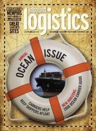 October 2008 - Inbound Logistics