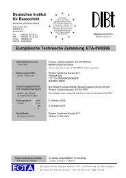 ETA-09/0296 - bei Powers Europe