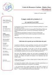 Dynamique Naturelle de la Parole - Webagoo.eu