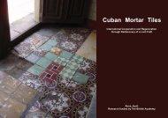 Cuban Mortar Tiles - infogram.co.uk > Home