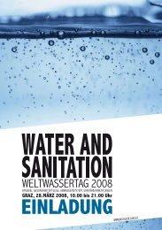 Einladung - Wasserland Steiermark