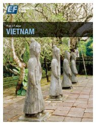 VIETNAM - EF College Study Tours