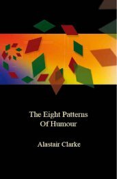 Alastair Clarke - The Eight Patterns Of Humour.pdf - Filosofia.it