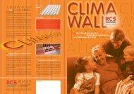 PDF Download Wandheizungen - RCS Folder Climawall