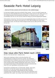 cre-aktiv 2010, Seaside Park Hotel (pdf) - Innen-ist-Architektur