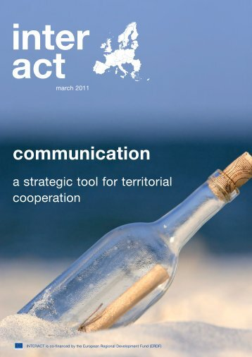 Newsletter INTERACT | Issue 2011-03 | N8 | Communication